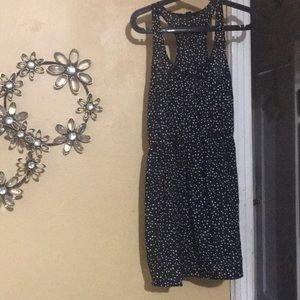 Black Spring/Summer Dress